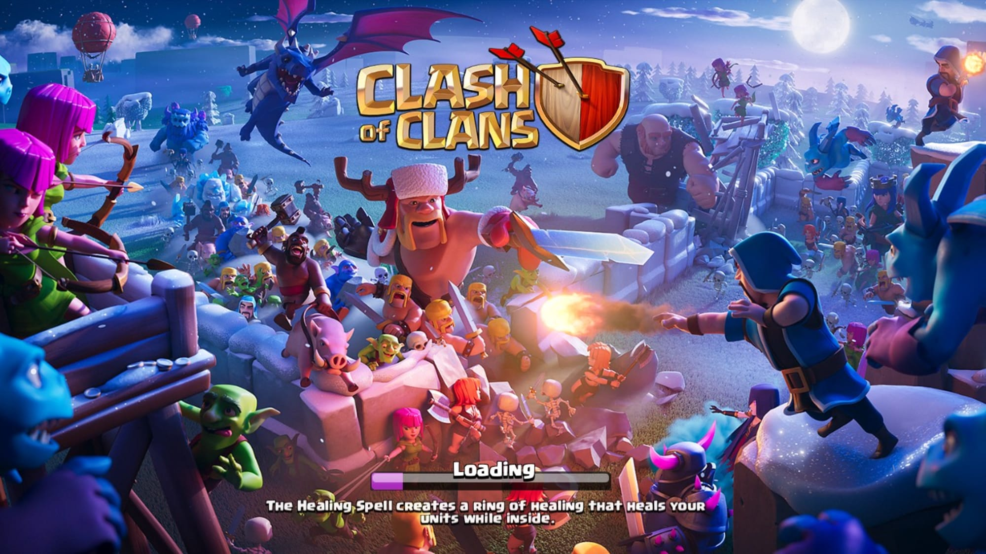 Clash of Clans: What Darian