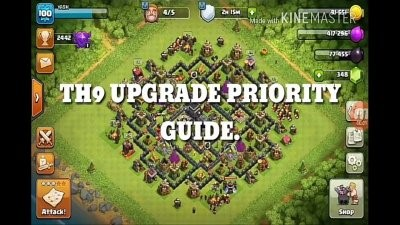 Upgrade Priority For TH9
